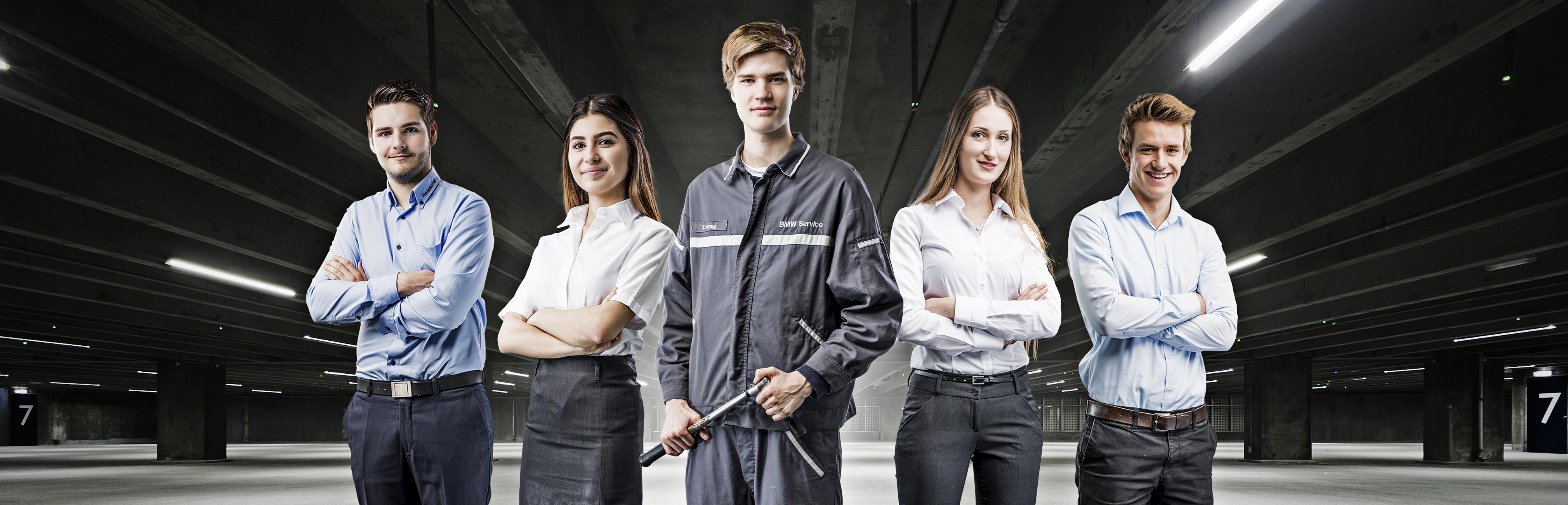 Reisacher Azubi, BMW, Reisacher Memmingen, Werkstatt, Reifen