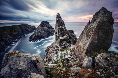 malin head rampant pictures