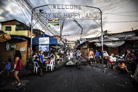 Barangay 105, Tondo Manila, Philippines