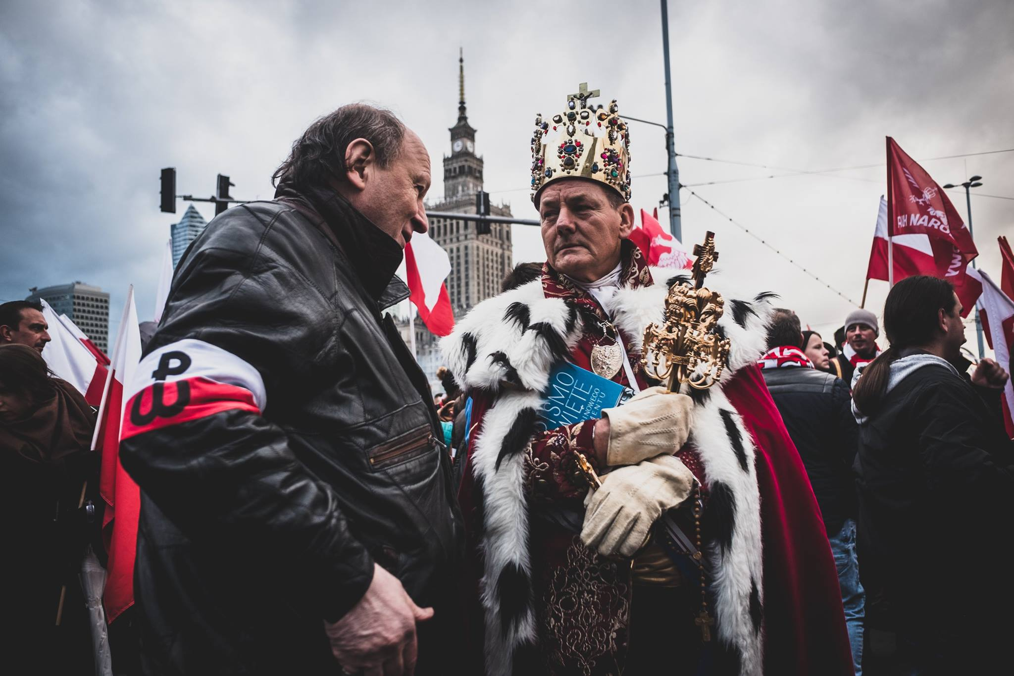 rampant pictures, reportage, warschau, polen, polnischer nationalfeiertag