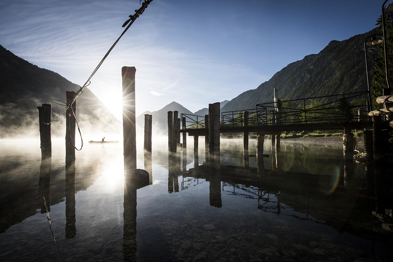 Fischer am See Tirol, rampant pictures, hotel, Fotografie, Österreich, Urlaub,